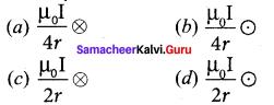 12th Physics 3rd Lesson Book Back Answers Samacheer Kalvi