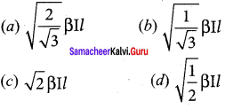 Samacheer Kalvi 12th Physics Solutions Chapter 3 Magnetism and Magnetic Effects of Electric Current-10