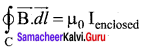 Samacheer Kalvi 12th Physics Solutions Chapter 3 Magnetism and Magnetic Effects of Electric Current-14