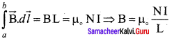 Samacheer Kalvi 12th Physics Solutions Chapter 3 Magnetism and Magnetic Effects of Electric Current-62