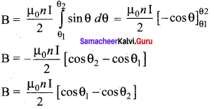 Samacheer Kalvi 12th Physics Solutions Chapter 3 Magnetism and Magnetic Effects of Electric Current-68