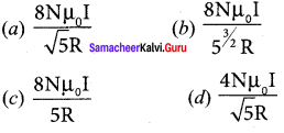 Samacheer Kalvi 12th Physics Solutions Chapter 3 Magnetism and Magnetic Effects of Electric Current-8-1
