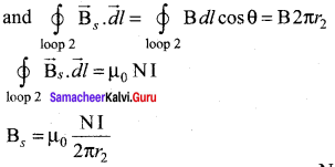 Samacheer Kalvi 12th Physics Solutions Chapter 3 Magnetism and Magnetic Effects of Electric Current-91