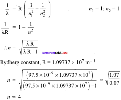 Samacheer Kalvi 12th Physics Solutions Chapter 8 Atomic and Nuclear Physics-28