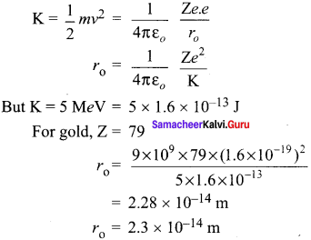Samacheer Kalvi 12th Physics Solutions Chapter 8 Atomic and Nuclear Physics-38