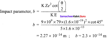 Samacheer Kalvi 12th Physics Solutions Chapter 8 Atomic and Nuclear Physics-39