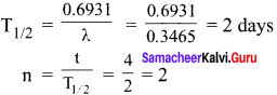 Samacheer Kalvi 12th Physics Solutions Chapter 8 Atomic and Nuclear Physics-45