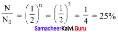 Samacheer Kalvi 12th Physics Solutions Chapter 8 Atomic and Nuclear Physics-46