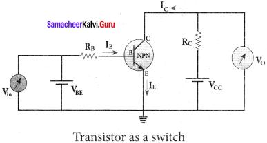 Samacheer Kalvi 12th Physics Solutions Chapter 9 Semiconductor Electronics-33