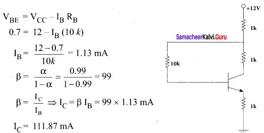 Samacheer Kalvi 12th Physics Solutions Chapter 9 Semiconductor Electronics-43