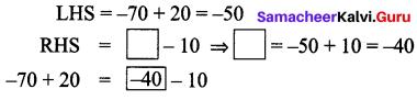 Samacheer Kalvi 7th Maths Solutions Term 1 Chapter 1 Number System Ex 1.6 7