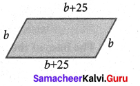 Samacheer Kalvi 7th Maths Solutions Term 1 Chapter 2 Measurements Additional Questions 3