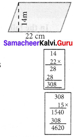 Samacheer Kalvi 7th Maths Solutions Term 1 Chapter 2 Measurements Ex 2.1 6