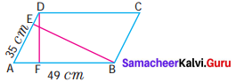 Samacheer Kalvi 7th Maths Solutions Term 1 Chapter 2 Measurements Ex 2.4 4