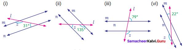 Samacheer Kalvi 7th Maths Solutions Term 1 Chapter 5 Geometry Ex 5.2 11