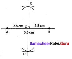 Samacheer Kalvi 7th Maths Solutions Term 1 Chapter 5 Geometry Ex 5.3 10
