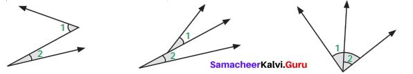 Samacheer Kalvi 7th Maths Solutions Term 1 Chapter 5 Geometry Intext Questions 45