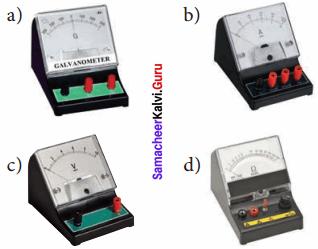 8th Standard Science Measurement