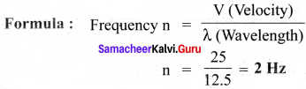 Samacheer Kalvi Guru 8th Science Solutions Term 3 Chapter 1 Sound