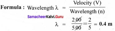 Samacheer Kalvi.Guru 8th Science Term 3 Chapter 1 Sound