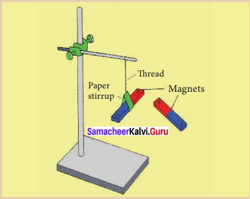 Samacheer Kalvi 8th Science Solutions Term 3 Chapter 2 Magnetism