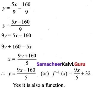 Tamil Nadu 11th Maths Model Question Paper 2 English Medium 14