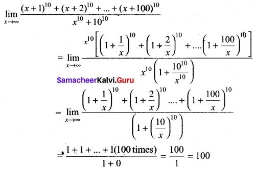 Tamil Nadu 11th Maths Model Question Paper 2 English Medium 19