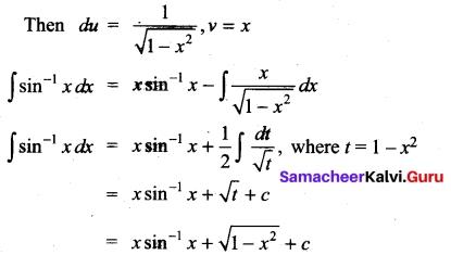 Tamil Nadu 11th Maths Model Question Paper 2 English Medium 22