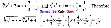 Tamil Nadu 11th Maths Model Question Paper 3 English Medium 30