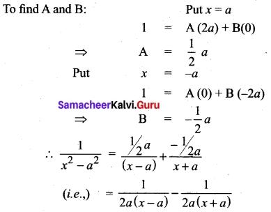 Tamil Nadu 11th Maths Model Question Paper 4 English Medium 10