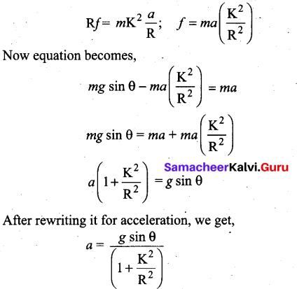 Tamil Nadu 11th Physics Model Question Paper 1 22