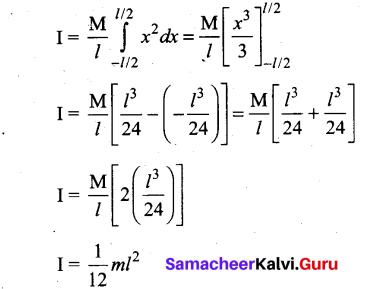 Tamil Nadu 11th Physics Model Question Paper 1 35
