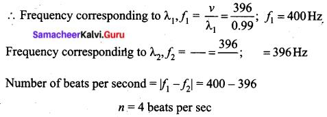 Tamil Nadu 11th Physics Previous Year Question Paper March 2019 English Medium Q 16
