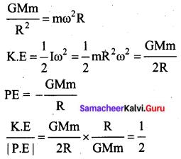 Tamil Nadu 11th Physics Previous Year Question Paper March 2019 English Medium Q 6