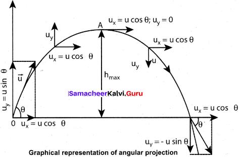 11th Physics Chapter 2 Samacheer Kalvi