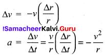 Samacheer Kalvi 11th Physics Solution