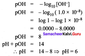 Samacheer Kalvi 10th Science Solutions Chapter 10 Types of Chemical Reactions 30