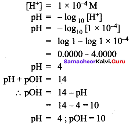 Samacheer Kalvi 10th Science Solutions Chapter 10 Types of Chemical Reactions 34