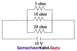 Hots Questions On Electricity Class 10 Samacheer Kalvi