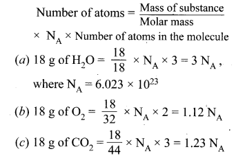 10th Science Atoms And Molecules Book Back Answers Samacheer