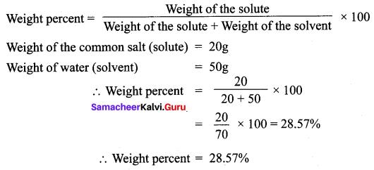 Samacheer Kalvi 10th Science Chapter 9