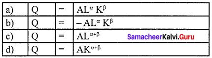 Samacheer Kalvi 11th Economics Solutions Chapter 3 Production Analysis 16