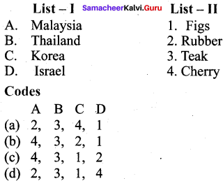 Samacheer Kalvi 6th Social Science Geography Solutions Term 3 Chapter 1 Asia And Europe image - 1