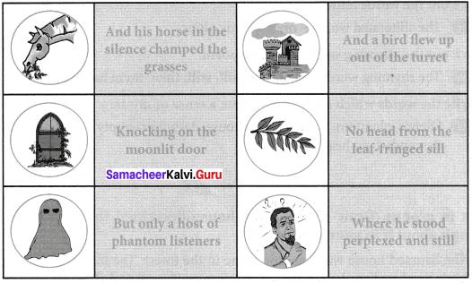 The Listeners Poem Class 7 Samacheer Kalvi English Solutions