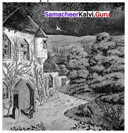 7th English Memory Poem The Listeners Samacheer Kalvi Solutions
