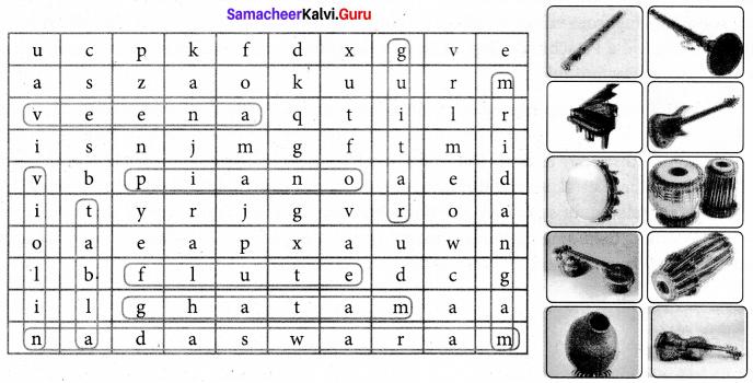 Samacheer Kalvi 7th English Solutions Term 2 Poem Chapter 2 Wandering Singer img 2
