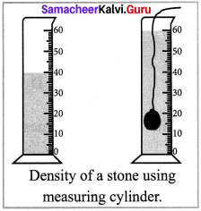 Measurement 7th Standard Science