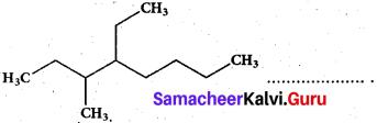Tamil Nadu 11th Chemistry Model Quest