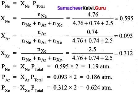Tamil Nadu 11th Chemistry Model Question Paper 5 English Medium 7
