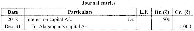 Tamil Nadu 12th Accountancy Model Question Paper 5 English Medium img 61